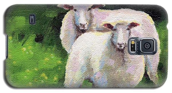 Sheeps Galaxy S5 Case