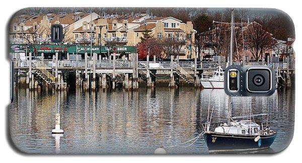 Sheepshead Bay Harbor #3 Galaxy S5 Case