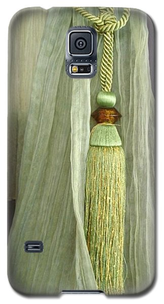 Galaxy S5 Case featuring the photograph Sheer Delight by Peggy Stokes