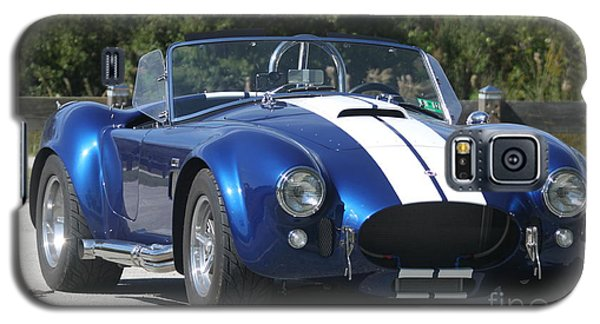 Shelby Cobra Galaxy S5 Case by Christiane Schulze Art And Photography