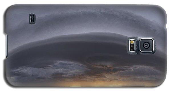 Shelf Cloud Galaxy S5 Case