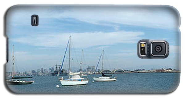 Shelter Island Panorama Galaxy S5 Case