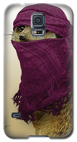 Shemagh Kat Galaxy S5 Case