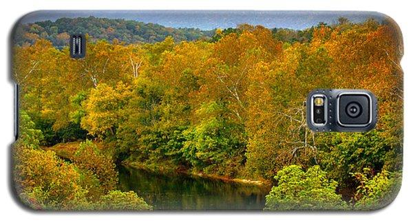 Shenandoah River Galaxy S5 Case by Mark Andrew Thomas