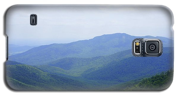Galaxy S5 Case featuring the photograph Shenandoah View by Laurie Perry