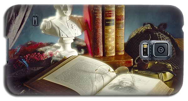 Sherlock Holmes Napoleon Galaxy S5 Case by Martin Konopacki