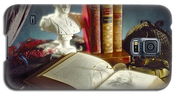 Sherlock Holmes Napoleon Galaxy S5 Case