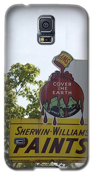 Sherwin Williams Galaxy S5 Case