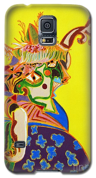 She's Seen Us Galaxy S5 Case
