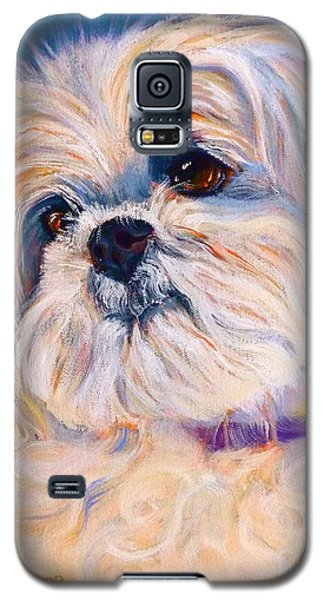 Shih Tzu Rescue Galaxy S5 Case