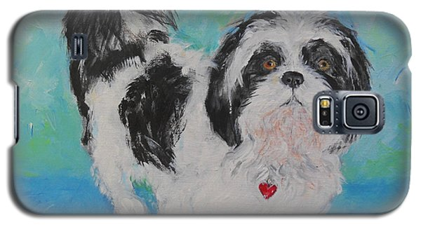 Shih Tzu Yoda Galaxy S5 Case by Doris Blessington