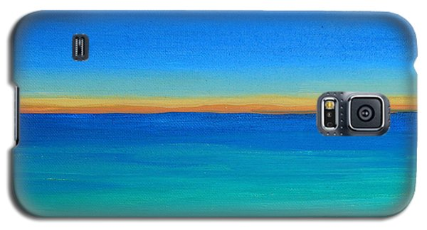 Shimmering Sea Galaxy S5 Case