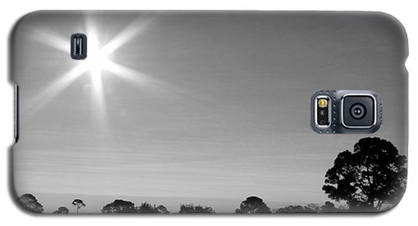 Galaxy S5 Case featuring the photograph Shine And Rise by Faith Williams