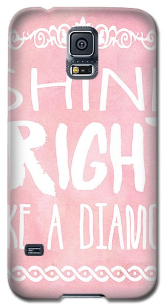 Shine Bright Galaxy S5 Case by Pati Photography