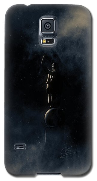 Shine Forth In Darkness Galaxy S5 Case by Greg Collins
