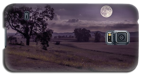 Shine On Harvest Moon Galaxy S5 Case