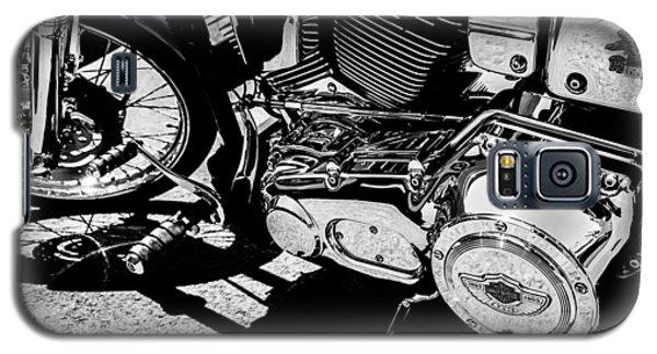 Shines On - 100th Anniversary Harley Davidson Galaxy S5 Case