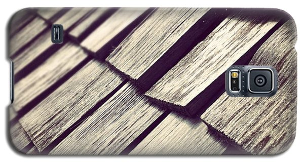 Architecture Galaxy S5 Case - Shingles by Christy Beckwith