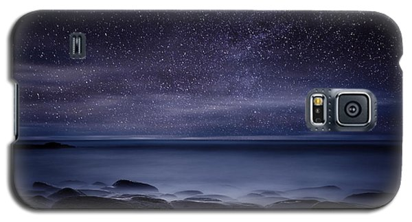 Shining In Darkness Galaxy S5 Case by Jorge Maia