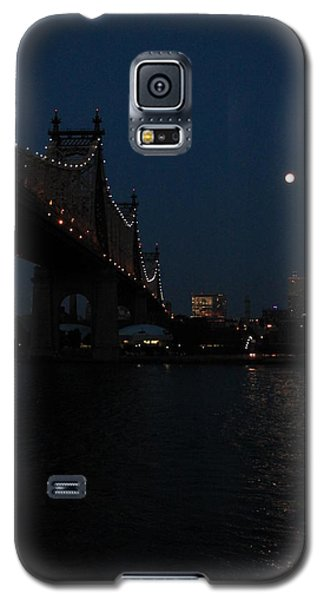 Shining Moon Galaxy S5 Case