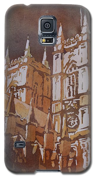 Shining Out Of The Rain Galaxy S5 Case by Jenny Armitage