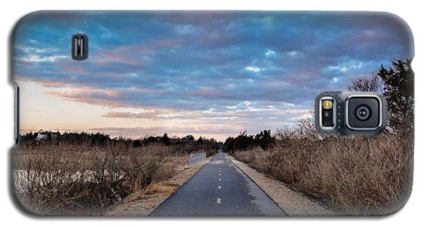 Shining Sea Bikeway Galaxy S5 Case