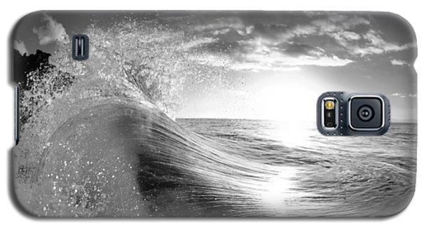 Shiny Comforter Galaxy S5 Case by Sean Davey