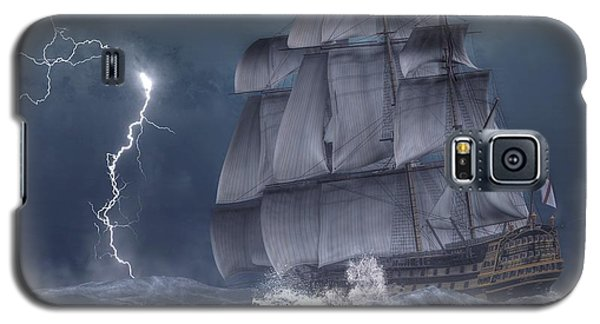 Ship In A Storm Galaxy S5 Case