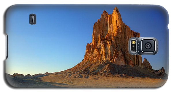 Shiprock Sunset Galaxy S5 Case