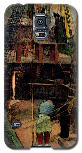Ship's Carpenter Galaxy S5 Case
