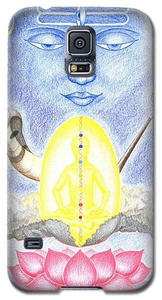Shiva Galaxy S5 Case