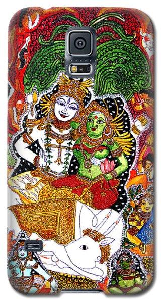 Shiva Kudumba Galaxy S5 Case