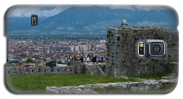 Shkoder From Rozafa Castle - Albania Galaxy S5 Case