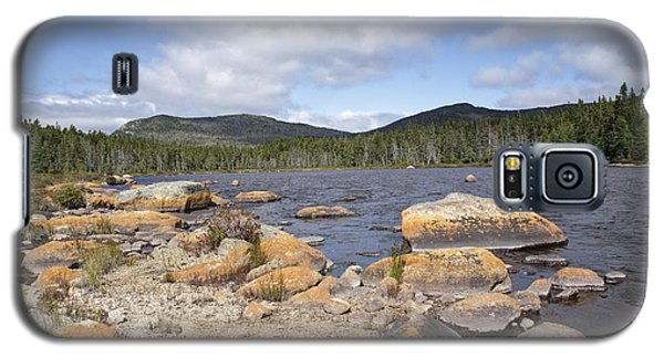 Shoal Pond - Pemigewasset Wilderness New Hampshire Usa Galaxy S5 Case