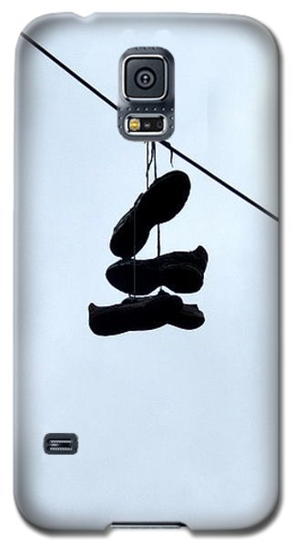 Shoes On The Line Galaxy S5 Case