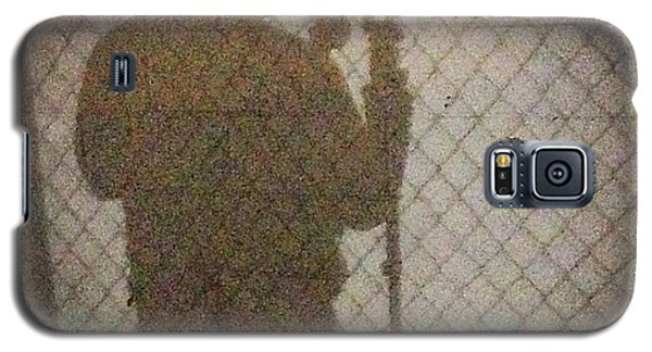 Sport Galaxy S5 Case - Shooting High School Soccer In The by Scott Pellegrin