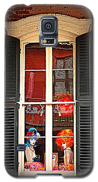 Shop Window Galaxy S5 Case by Beth Vincent