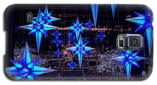 Shops At Columbus Circle Christmas Decorations Galaxy S5 Case