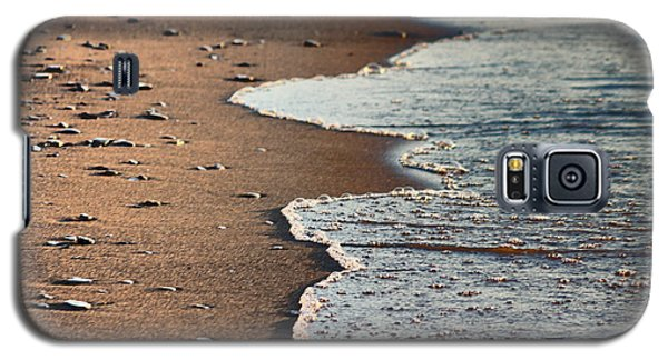 Galaxy S5 Case featuring the photograph Shore by Bruce Patrick Smith