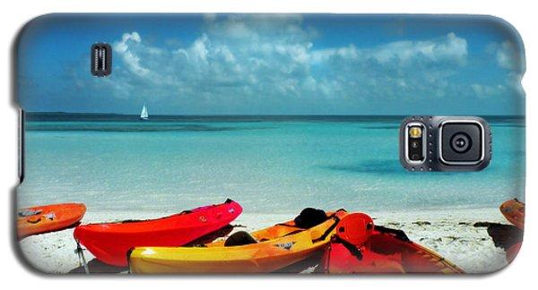 Shore Rest Galaxy S5 Case by Deborah Smith