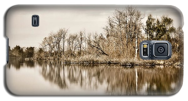 Shoreline 1 Galaxy S5 Case by Greg Jackson