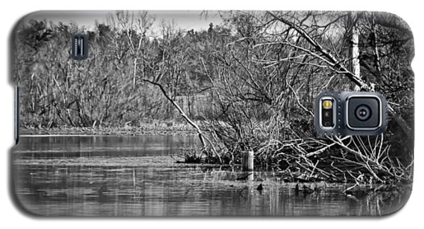 Galaxy S5 Case featuring the photograph Shoreline 4 by Greg Jackson
