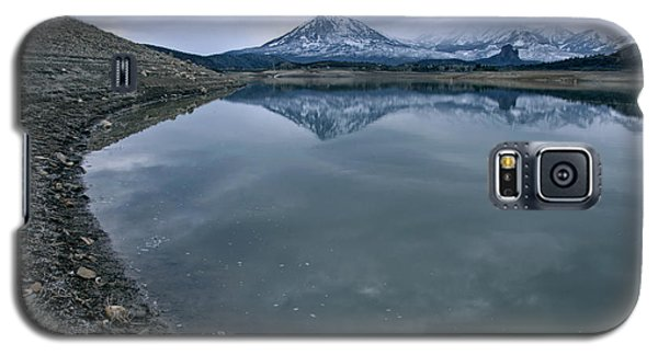 Shoreline And West Elk Mountains Galaxy S5 Case
