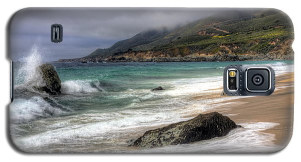 Shores Of Big Sur Galaxy S5 Case