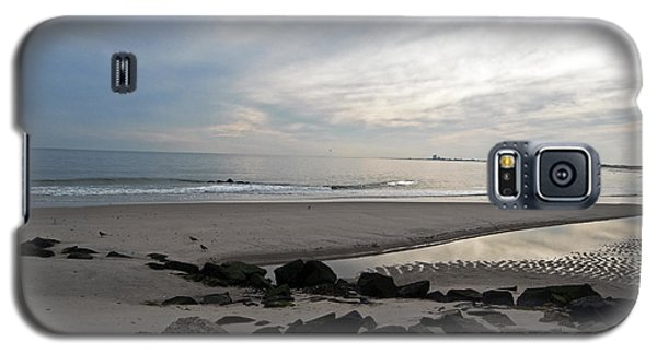 Galaxy S5 Case featuring the photograph Shores Of Holgate by Elsa Marie Santoro
