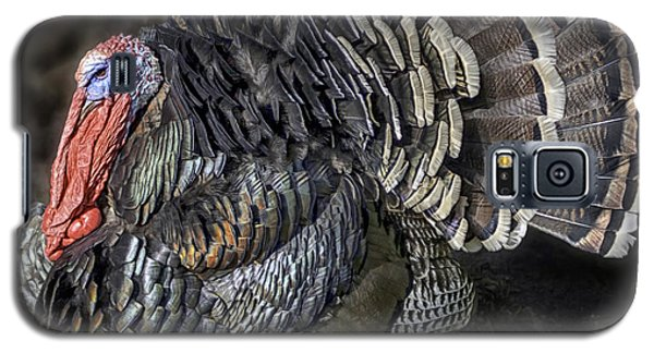 Short Feathers Tom Galaxy S5 Case