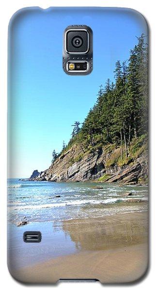 Short Sand Beach Galaxy S5 Case