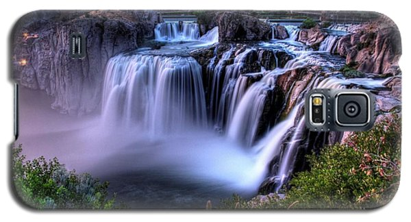 Shoshone Falls Galaxy S5 Case by David Andersen