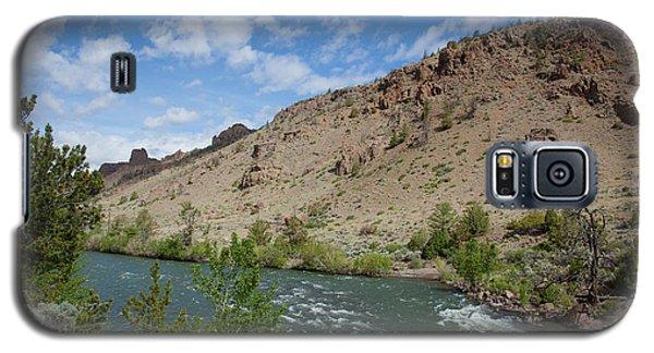 Shoshone River Galaxy S5 Case