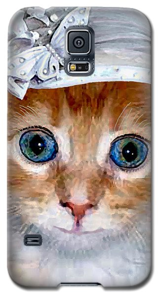 Shotgun Bride  Cats In Hats Galaxy S5 Case